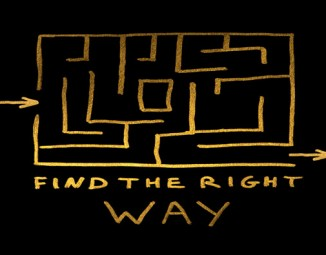 Find the right way maze