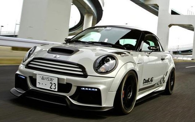 """2013 Mini Cooper Coupe"""